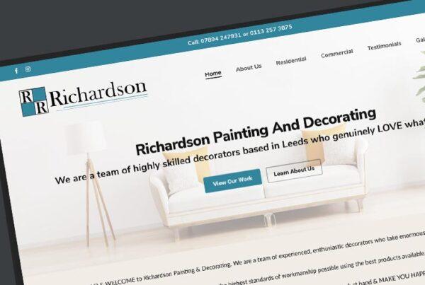 Richardson painting and Decorating Thumbnail